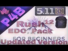 5.11 Tactical rush 12 - YouTube