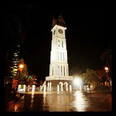 Jam Gadang Tower, West Sumatra, Indonesia