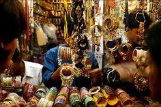 Bangle shop