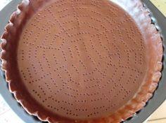 Enfin trouvé une recette se pâte sablée au chocolat, j'en fais maintenant souvent pour des fonds de tartes ou pour faire des palmiers ave'c une pâte sablée nature et une pâte sablée au chocolat ! un vrai régal comme toujours avec Monsieur Cook'in !