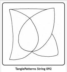 TanglePatterns String 092 « TanglePatterns.com
