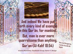 Al-Kahf 18:54
