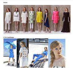 Preview Spring Summer 2015 apparel, shoes and make up by Honor, JC de Castelbajac  ----- pre-collezione moda trend Primavera Estate 2015 abbigliamento scarpe accessori e trucco