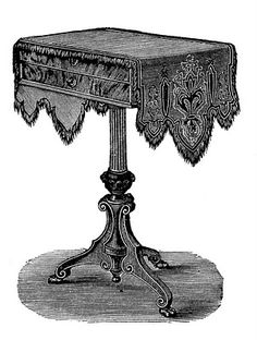 http://thegraphicsfairy.com/vintage-clip-art-victorian-bird-cage-and-tables/