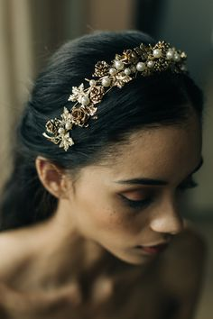 These Enchanting Hair Accessories Are Perfect for a Rustic Wedding | Brides