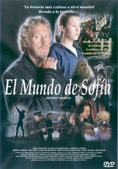 El Mundo de Sofia online latino 1999 - Fantasía, Aventura