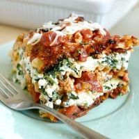 Delicious Low-fat Lasagna Recipe