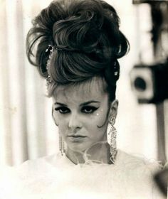 Ann-Margret -- How high can you go?? Did she have to duck under doors . . . .