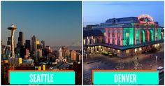Top 10 des villes moins connues aux Etats-Unis à voir avant New-York ya pas que Central Park dans la vie