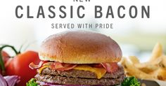 New Chilis coupons codes Chilis Coupons, Craft Burger, New Crafts, Printable Coupons, Chefs, Burgers, Bacon, Food, Hamburgers