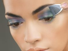 46 Best Eyeshadow Tattoos Press On images | Anna, Beauty products ...