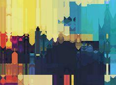 IMAGINARY URBAN by Andrea Vitti