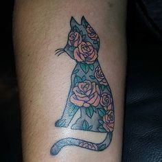 Dogs, Cats, and Other Pets | 75 Tattoos Perfect For Any Animal-Lover | POPSUGAR Pets