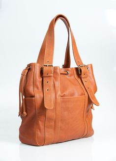 Leather Nappy Bag from http://nappybags.co.za/