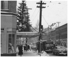 Alberta Canada, University Of Ottawa, Vancouver, Ottawa Ontario, Photo Archive, Old Photos, Places Ive Been, Street View, History
