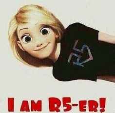 This is Tia. she is a big fan of R5 as u see. Shes 11. up for adoption.
