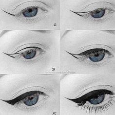 How to - cat eye
