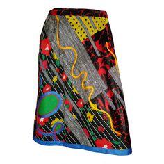 1stdibs | Koos Van den akker Vintage Couture skirt