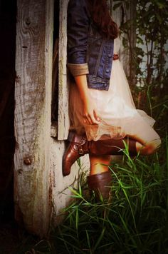 Country life ♥ Love this outfit....