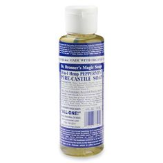 dr bronners homemade insecticidal soap