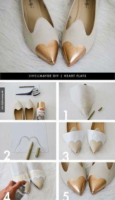 Pimp your Shoes :)