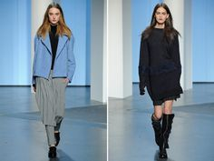 Tibi Fall 2014/ Love the whole collection/ layering/ perfect/ this is fashion