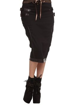 Spin Doctor Lorian Skirt, Hot Topic