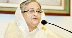 NBS : November 14, 2015, Saturday Prime Minister Sheikh Hasina today strongly condemned the series ...