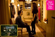 [PICS] 'Twilight: Breaking Dawn – Part 2′ Movie Stills — See the New Pictures! The cottage is in the bottom left corner its so perfect this is the inside in the large walk in closet.