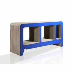 Modern Cardboard Furniture for your Eco-Friendly Room Design (shoe storage?)
