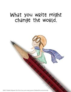 From author/illustrator Debbie Ridpath Ohi Memoir Writing, Academic Writing, Reading Resources, Book Activities, 40 Book Challenge, Book Whisperer, Make A Book Cover, Creative Writing Workshops, Grammar Humor