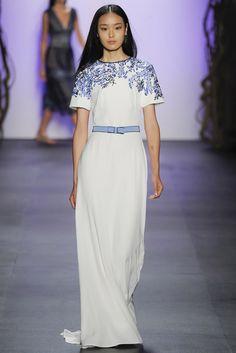 Tadashi Shoji. Colección Primavera / Verano 2016. NY