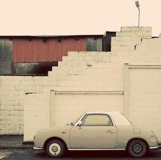 Photo of Nissan Figaro car