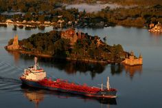 Upstate New York ~ Alexandria Bay boldt castle never been although i've seen it tons of times never actually been there