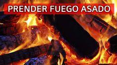 Como Prender el Fuego Asado a la Parrilla - MUNDO OLIVA