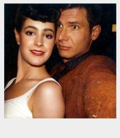 Behind The Scenes - Blade Runner  Selfie!