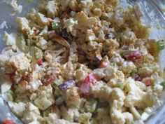 old fashioned low carb potato salad