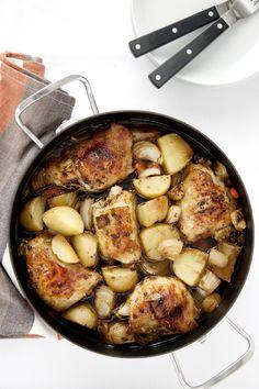 Baked chicken / pollo al horno