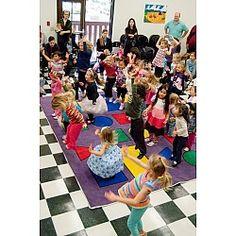 Hip, Hop, Hooray! Dance Class at Children's Museum at La Habra La Habra, CA #Kids #Events