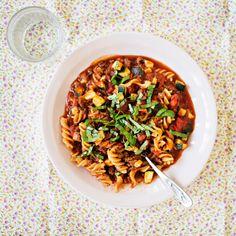 One pot -pasta | K-Ruoka