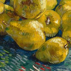 still life with quinces(detail)