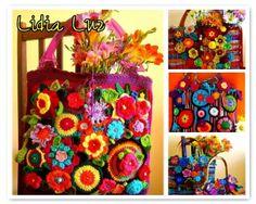 Lidia Luz: Minhas criações: bolsas