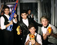 One Direction at the Men in Black 3 Premiere