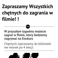 Infographic: Zaproszenie
