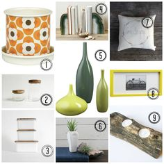Gift Guide {For the Home}
