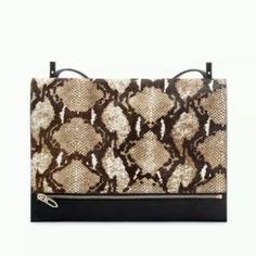 """Zara clutch New with tag. 10"""" x 14"""" Zara Bags Clutches & Wristlets"""