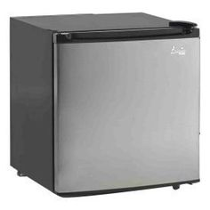 Avanti SHP1712SDC-IS 1.7-cu.-ft. AC/DC Superconductor Refrigerator  Perfect for the home, office, or dorm room, the Avanti SHP1712SDC-IS 1.7-cu.-ft. AC/DC Superconductor Refrigerator is stylish and efficient. With full-range temperature control, a removable shelf, and a tall bottle rack, you can put this compact unit to work for you. Its black cabinet is outfitted with a reversible door in a stainless steel finish, making it even more practical. About Avanti Avanti has been a leader ..