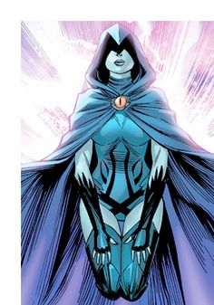 Raven in Injustice Gods Among Us Year Four #011