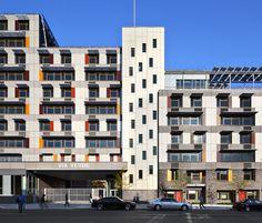 Imagem 1 de 33 da galeria de Via Verde / Dattner Architects + Grimshaw Architects. © David Sundberg