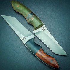 DP custom knives